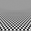 There are different algorithms for anti-aliasing, creating a slightly different appearance