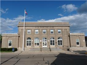 Antigo Post Office