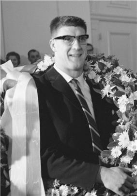 Anton Geesink in 1962