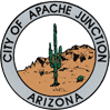 Official seal of Apache Junction, Arizona