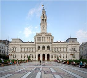 Arad_City Hall