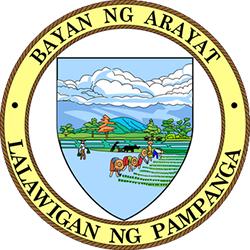 Official seal of Arayat