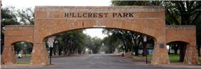Hillcrest Park Archway