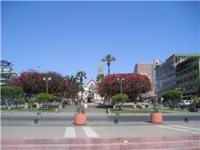 Plaza de Colón (Columbus Square)