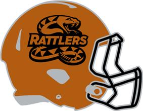 Arizona Rattlers helmet