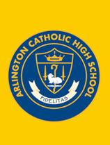Arlington Catholic High School Emblem
