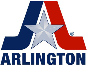 Official logo of Arlington, Texas