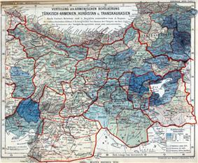 1893-96, Armenian distribution