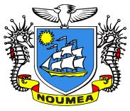 Coat of arms of Nouméa