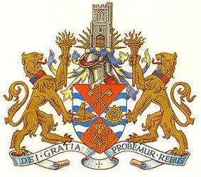 Coat of arms of London Borough ofBarking and Dagenham