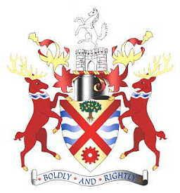 Coat of arms of London Borough of Bexley