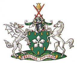 Coat of arms of London Borough of Bromley