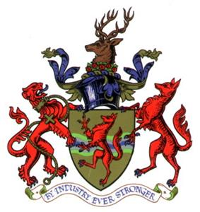 Coat of arms of London Borough of Enfield
