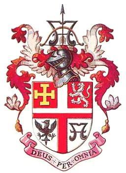 Arms of The Metropolitan Borough of Islington
