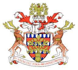 Official logo of Borough of Milton Keynes