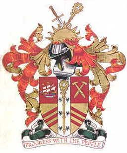 Coat of arms of London Borough of Newham