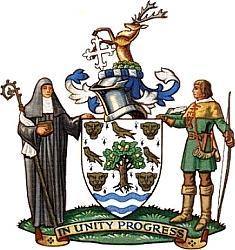 Coat of arms of London Borough of Redbridge