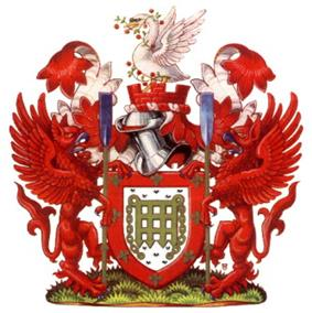 Coat of arms of London Borough of Richmond upon Thames