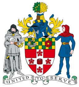 Coat of arms of London Borough of Southwark