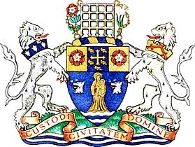 Coat of arms of City of Westminster