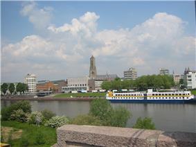 Skyline of Arnhem
