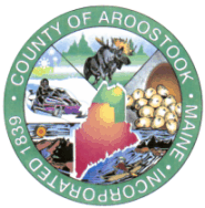 Seal of Aroostook County, Maine