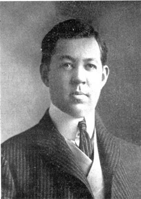 Arthur Fisk, 34th Speaker (1903)