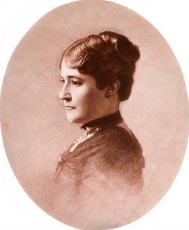 Portrait of Mary Arthur McElroy