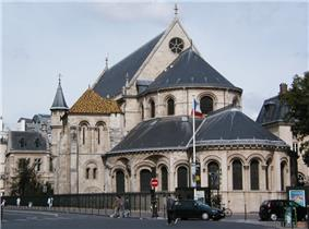 Arts et Métiers (medieval priory of Saint-Martin-des-Champs), in the 3rd arrondissement of Paris