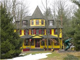 Asa Walton House
