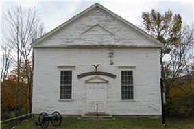 Historical Society Meeting House