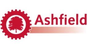 Official logo of Ashfield District