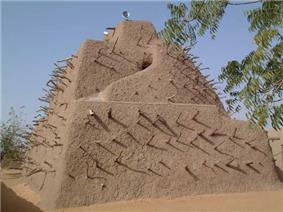 Gao, the Tomb of Askia