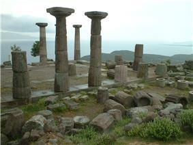 Temple of Athena in Assos, Ayvacık