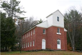Athens meeting house