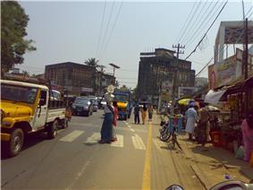 Attingal Kacheri Nada Junction