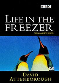 Life in the Freezer DVD cover