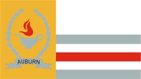 Flag of Auburn