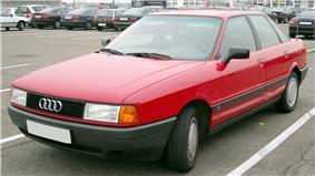 Audi 80 B3.