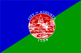 Flag of Augusta