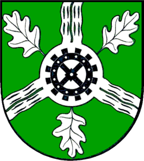 Coat of arms of Aumühle