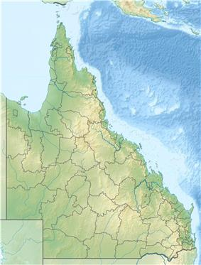 Hann Tableland National Park is located in Queensland