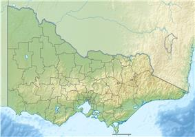Gippsland Region is located in Victoria
