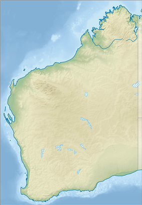 Cape Range National Park is located in Western Australia