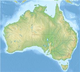 Great Australian Bight is located in Australia
