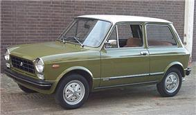 1973 Autobianchi A112 E.