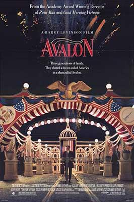 Avalon theatrical release poster