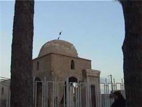 Sheikh Yousef Sarvestani's tomb