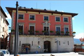 Casa de la Vila, the city hall