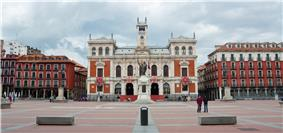 City Hall in the Plaza Mayor